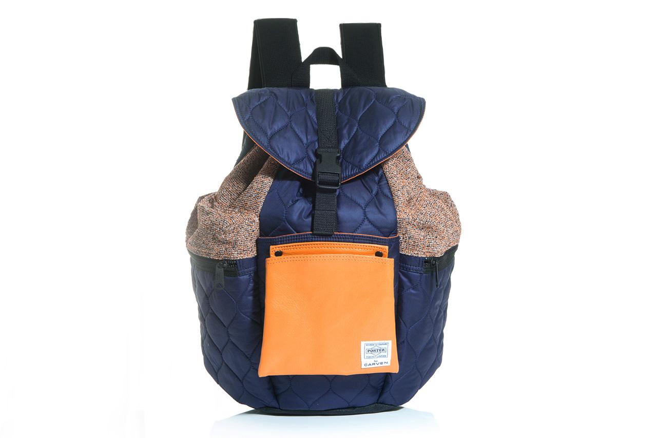 Carven x Porter Backpack