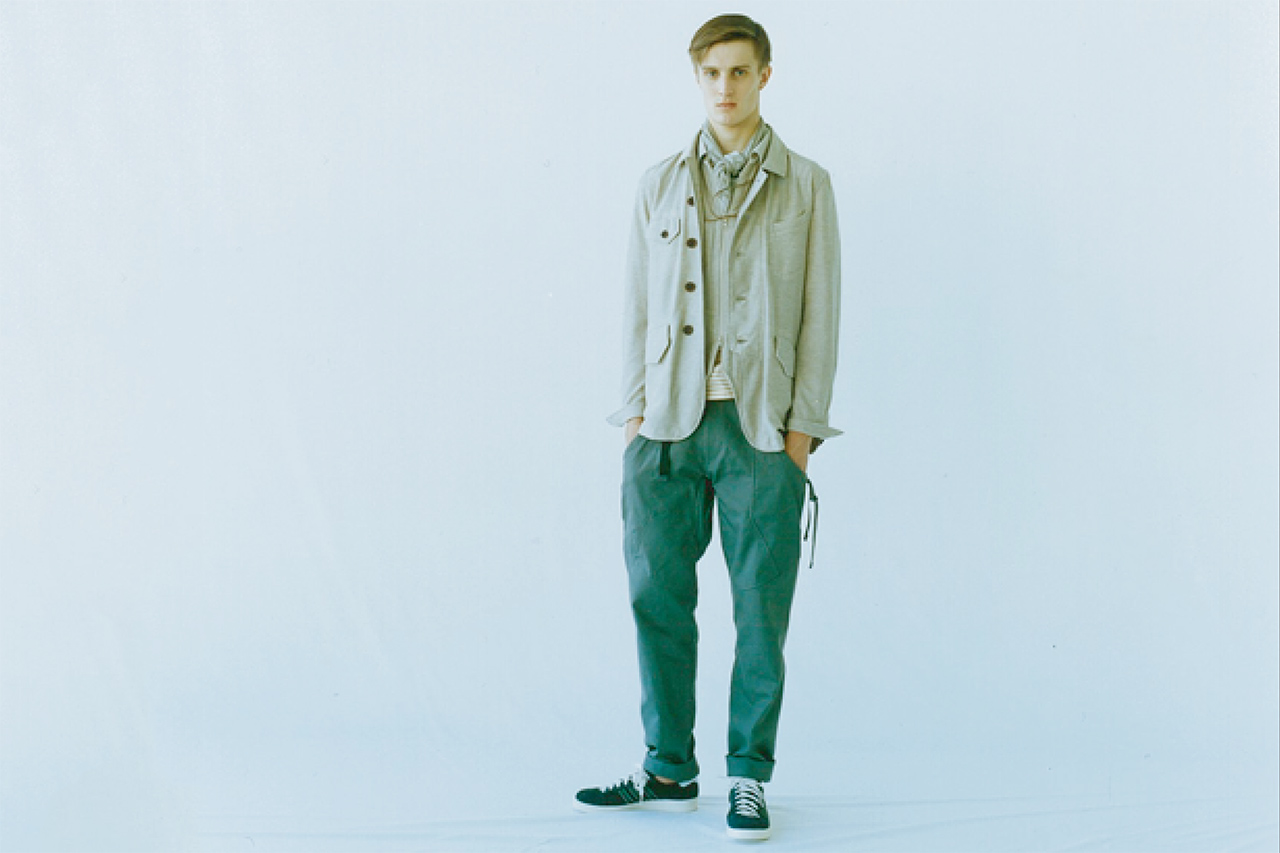 CASH CA 2013 Spring/Summer Lookbook