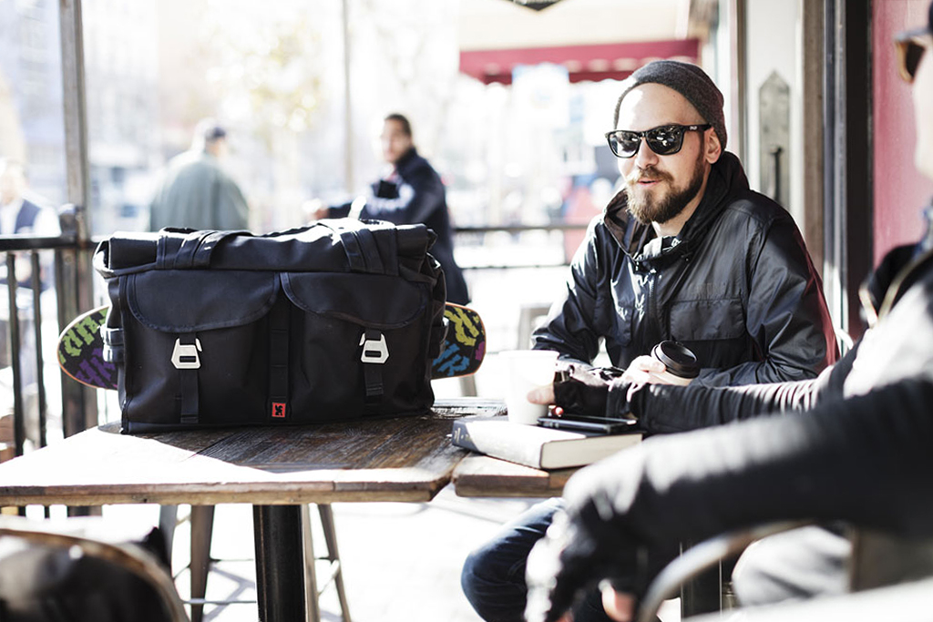 chrome industries presents a trio of new american made bags
