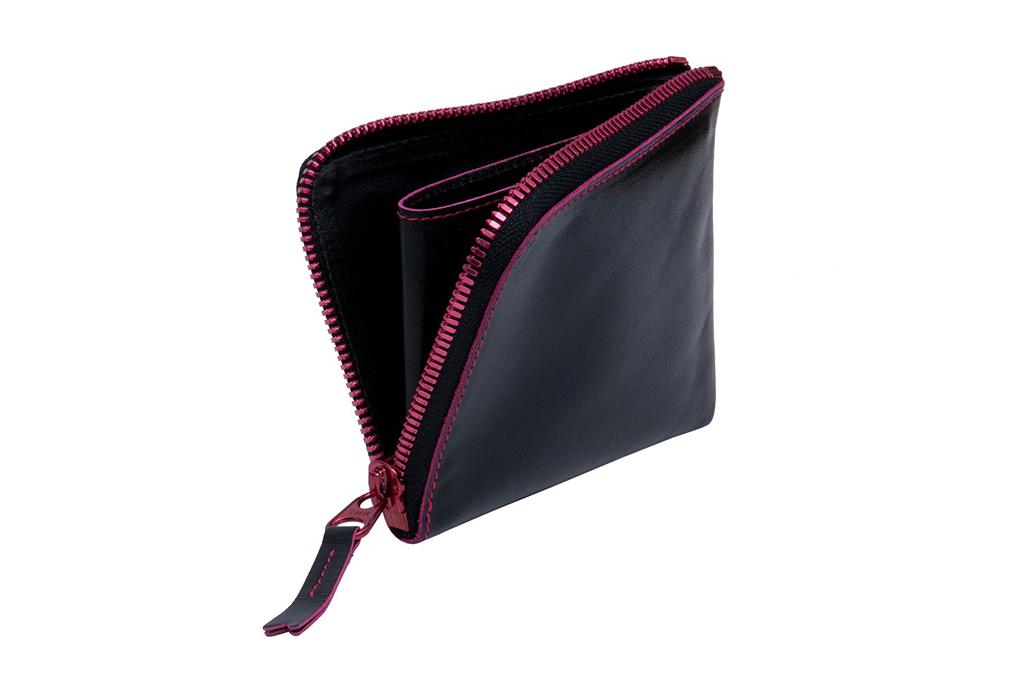 COMME des GARCONS 2013 Spring Marvellous Zip Wallets