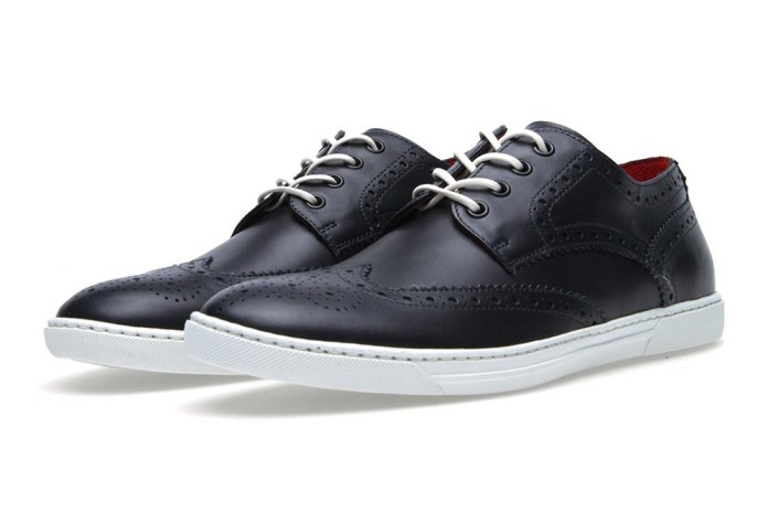 COMME des GARCONS JUNYA WATANABE MAN x Tricker's 2013 Spring/Summer Leather Wingtip Sneakers