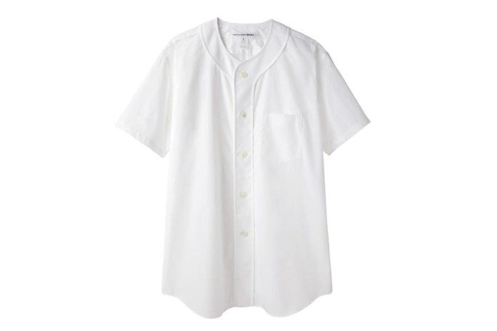 COMME des GARCONS SHIRT 2013 Spring/Summer Baseball Shirt