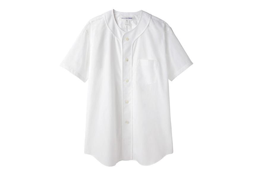 COMME des GARCONS SHIRT 2013 Spring/Summer Baseball Shirt