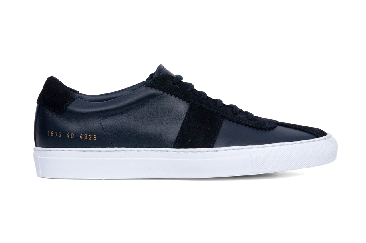 common projects 2013 spring summer tennis shoe