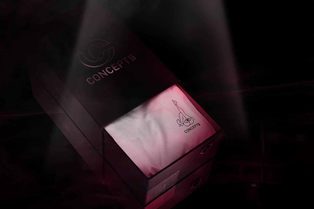 """Concepts x Vans Syndicate """"Combat Zone"""" Sk8-Hi"""