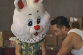MOCAtv and the Artist Talks Make a Visit to the Studios of David Choe