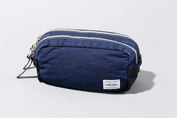 deluxe x porter 2013 spring summer indigo accessories collection