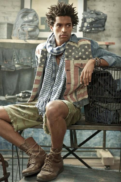 Denim & Supply Ralph Lauren 2013 Spring Lookbook