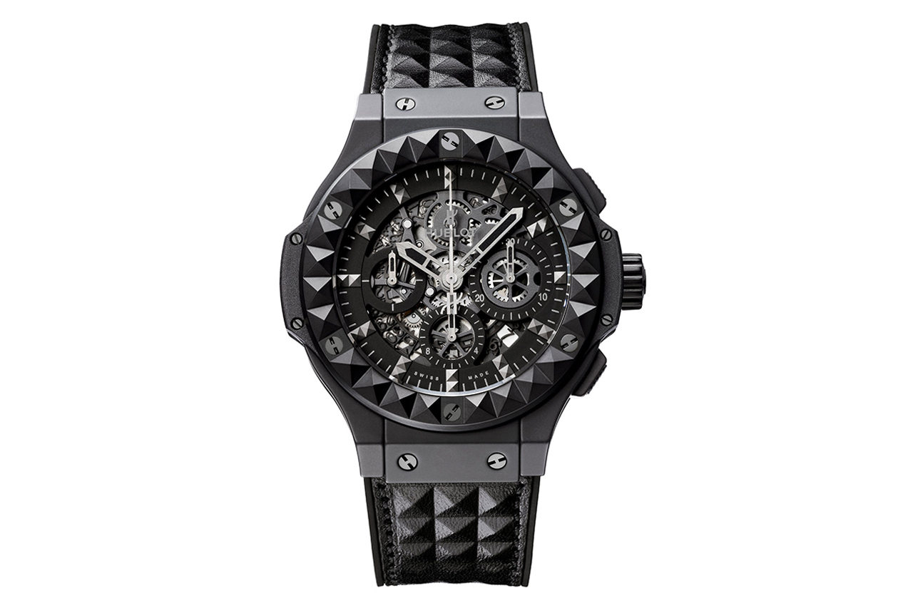 Depeche Mode x Hublot Big Bang for charity: water