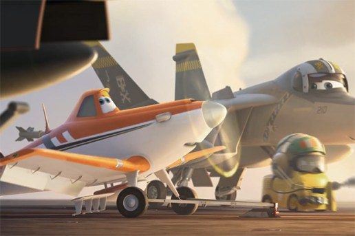 Disney's Planes Trailer