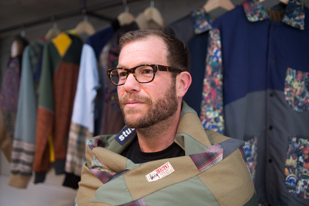 Dr. Romanelli Speaks About His Latest Stussy Taipei Exclusive Collaboration