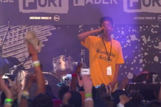 Earl Sweatshirt - Whoa (Live at SXSW) | Video