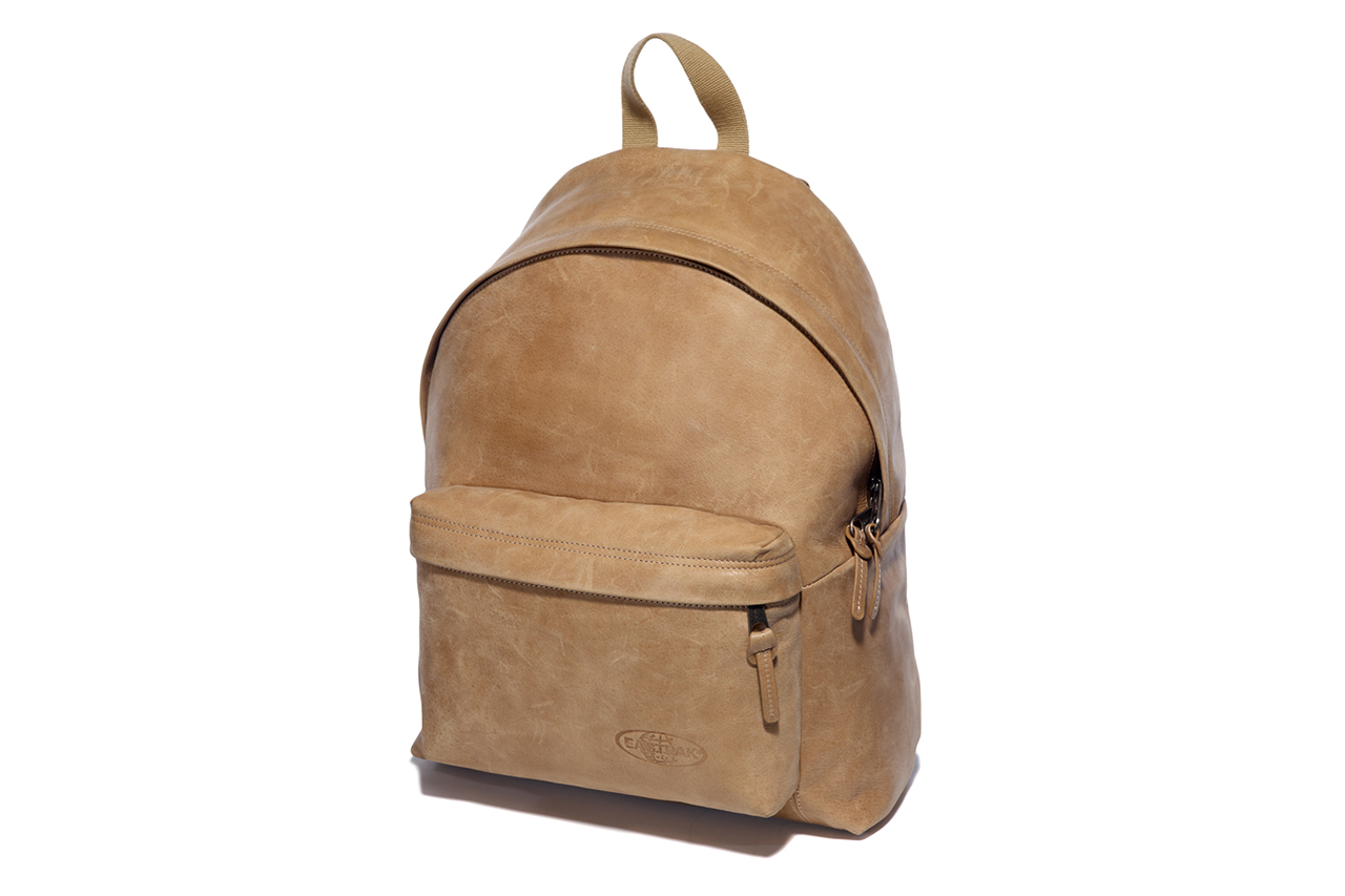 EASTPAK 2013 Spring/Summer Authentic Leather Collection
