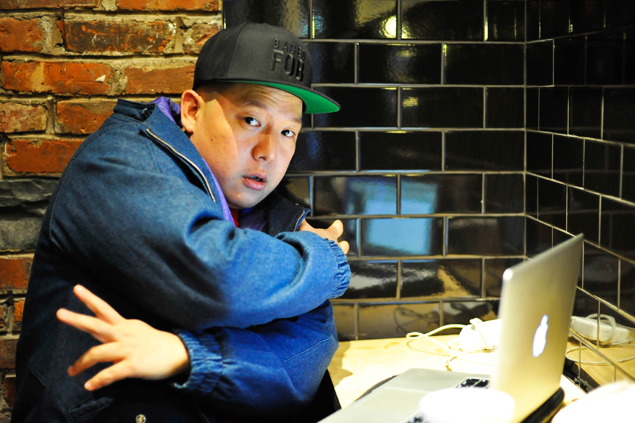 "Eddie Huang Talks ""New BaoHaus"" and Race vs. Culture"
