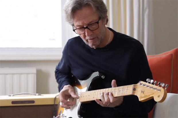 Eric Clapton Crossroads Guitar Collection