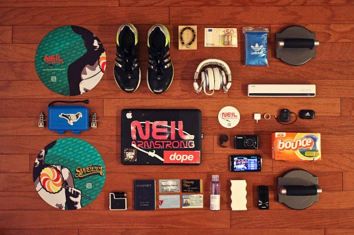 Essentials: DJ Neil Armstrong
