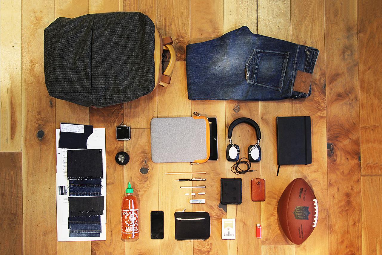Essentials: John Park of Concrete Studio