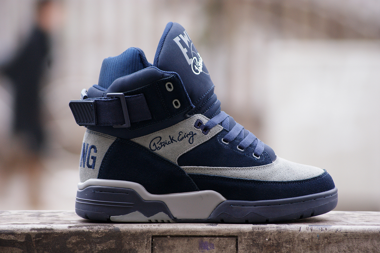 ewing athletics 33 hi jamaica georgetown