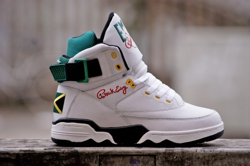 "Ewing Athletics 33 Hi ""Jamaica"" & ""Georgetown"""