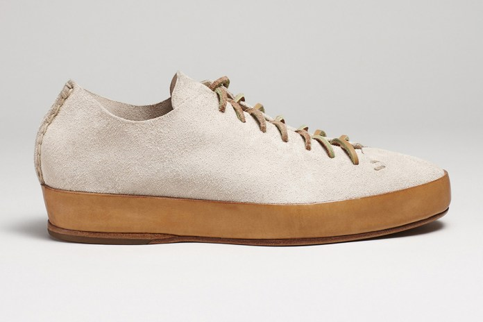 FEIT Hand Sewn Low Birch Suede
