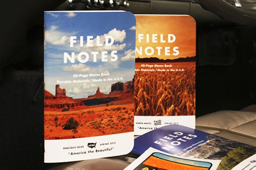 "Field Notes ""America The Beautiful"" Edition"