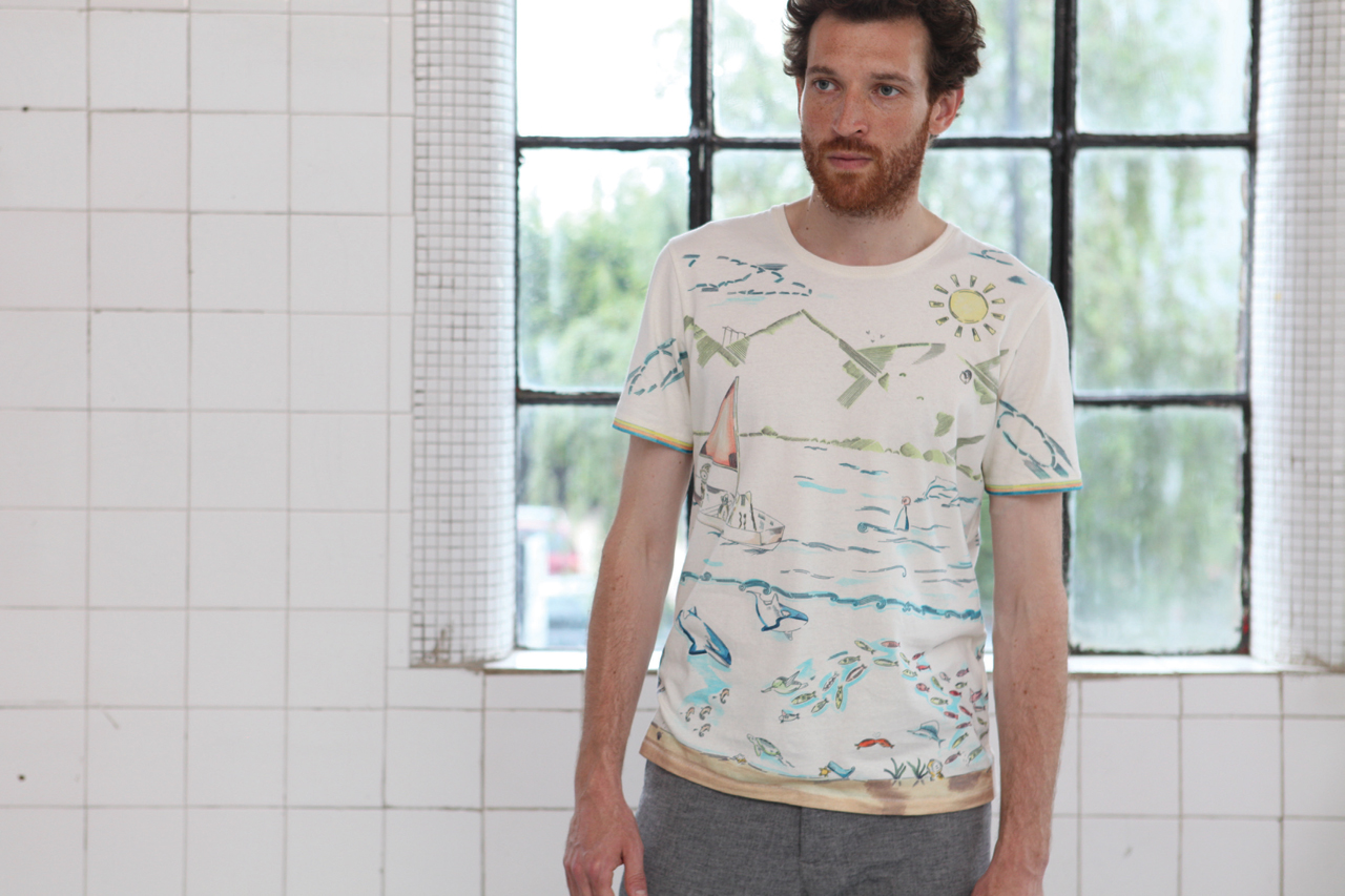 Folk 2013 Spring/Summer Lookbook