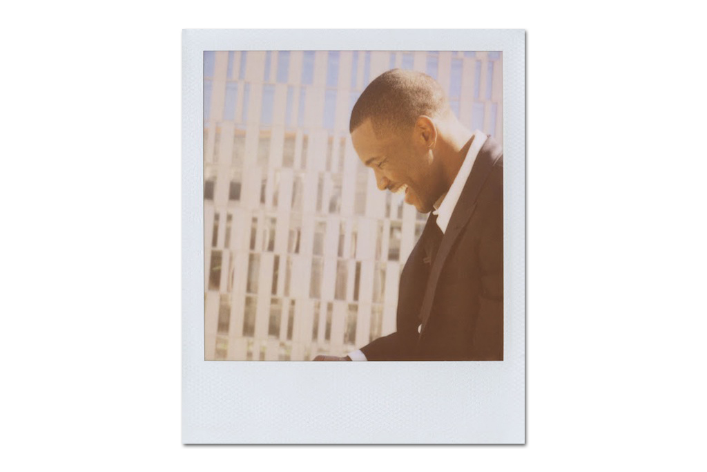 Frank Ocean for Band of Outsiders 2013 Spring/Summer Lookbook