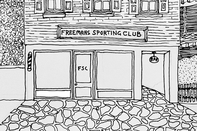 Freemans Sporting Club to Open Tokyo Flagship