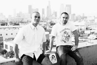 Fuzi UVTPK Rooftop LA Session Captured by Estevan Oriol