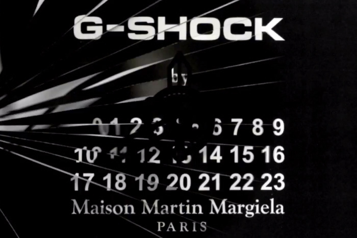 G-Shock by Maison Martin Margiela Video