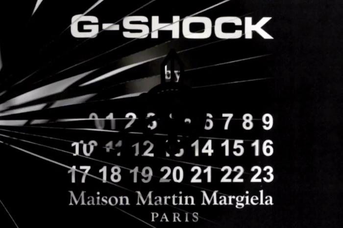 G-Shock by Maison Martin Margiela Video