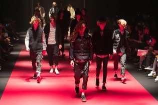 GANRYU COMME des GARCONS 2013 Fall/Winter Collection