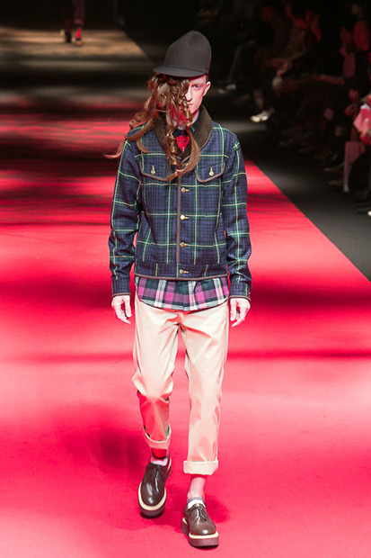 ganryu comme des garcons 2013 fall winter collection