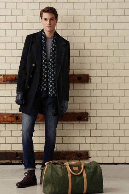 GANT Rugger 2013 Fall/Winter Lookbook