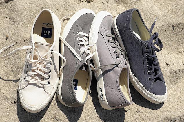 gap x seavees 2013 spring summer 0769 sneaker