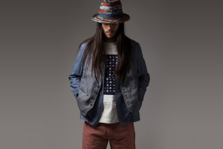 "Garbstore 2013 Spring/Summer ""Scale: English Summer Part 1"" Lookbook"