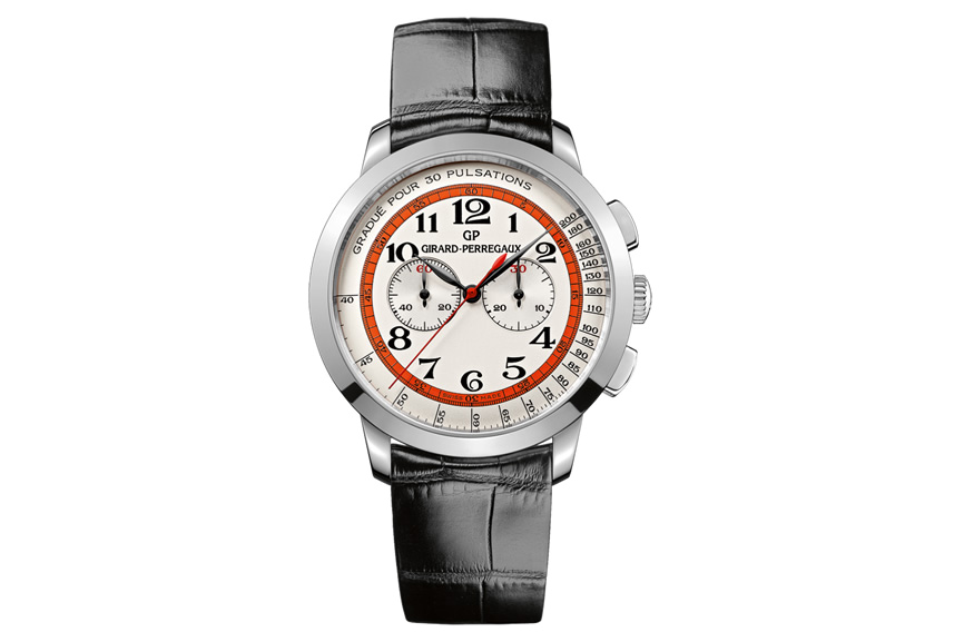 Girard-Perregaux 1966 Chronograph Doctor's Watch