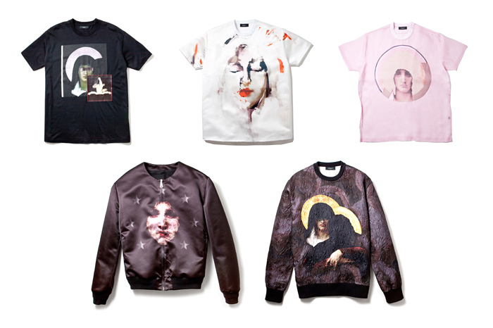 givenchy by riccardo tisci 2013 spring summer march delivery