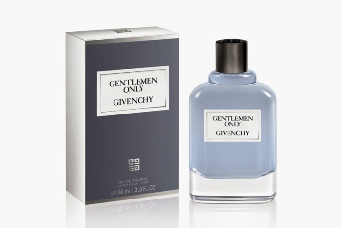 "Givenchy Introduce ""Gentlemen Only"" and Offer the Chance to Win Through Facebook"