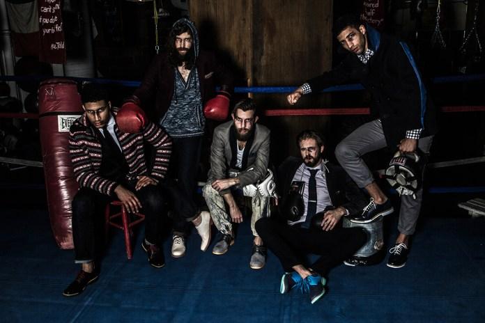 """Grungy Gentleman x Cole Haan 2013 Spring """"Great Jones"""" Lookbook"""