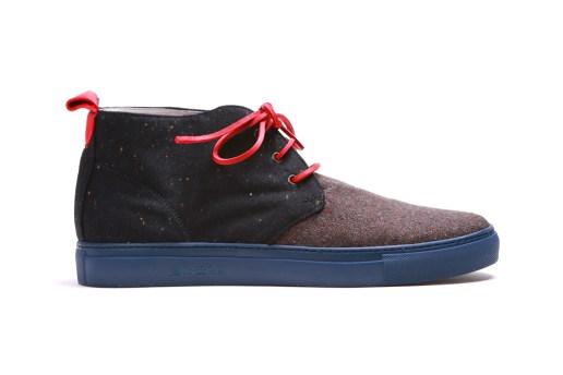 Grungy Gentleman x Del Toro Chukka Sneaker