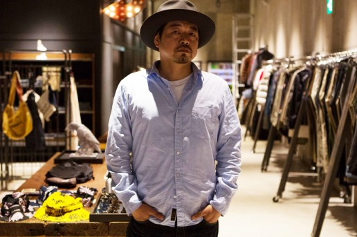 HAVEN Sits Down with Shinsuke Takizawa of NEIGHBORHOOD