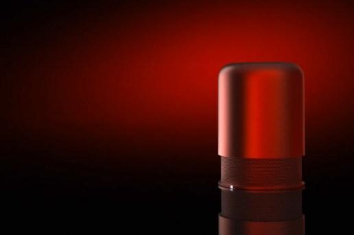 HIDDEN Radio Metallic Red Limited Edition Speaker