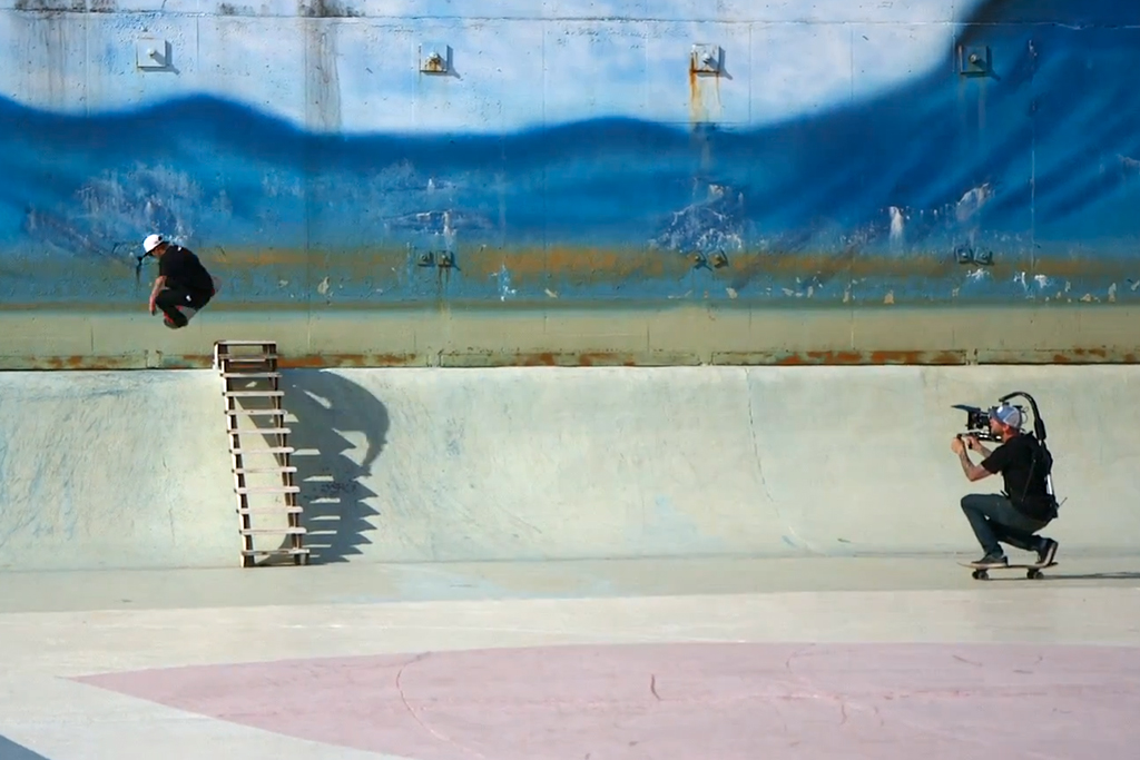 How to Film a Skate Movie - Behind the Scenes of Red Bull Perspective