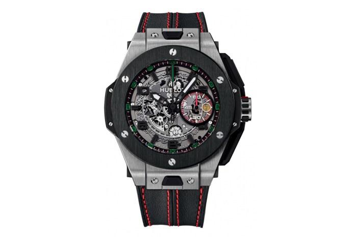 Hublot Big Bang Ferrari UAE Limited Edition