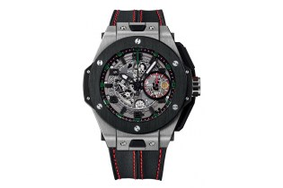 Hublot Big Bang Ferrari UAE Limited Edition