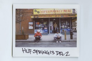 HUF 2013 Spring Delivery 2 Lookbook by Brian Kelley