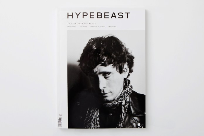 HYPEBEAST Magazine Issue 4: The Archetype Issue