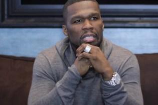 HYPETRAK TV: 50 Cent - Cut From A Different Cloth (Part 1)