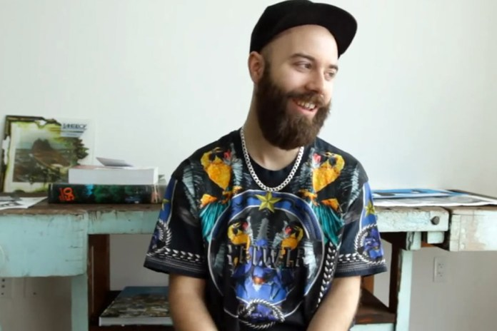 HYPETRAK TV: Woodkid – Running Man